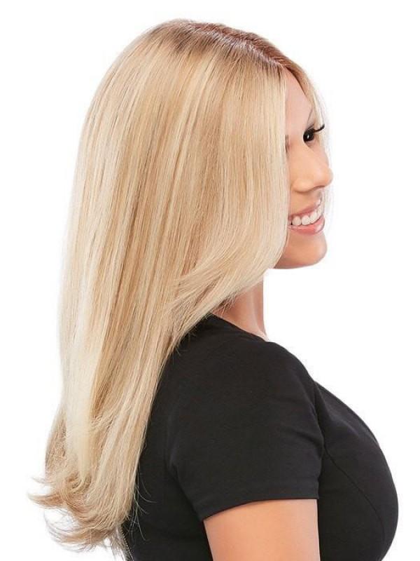 Blonde Long Wavy Wigs