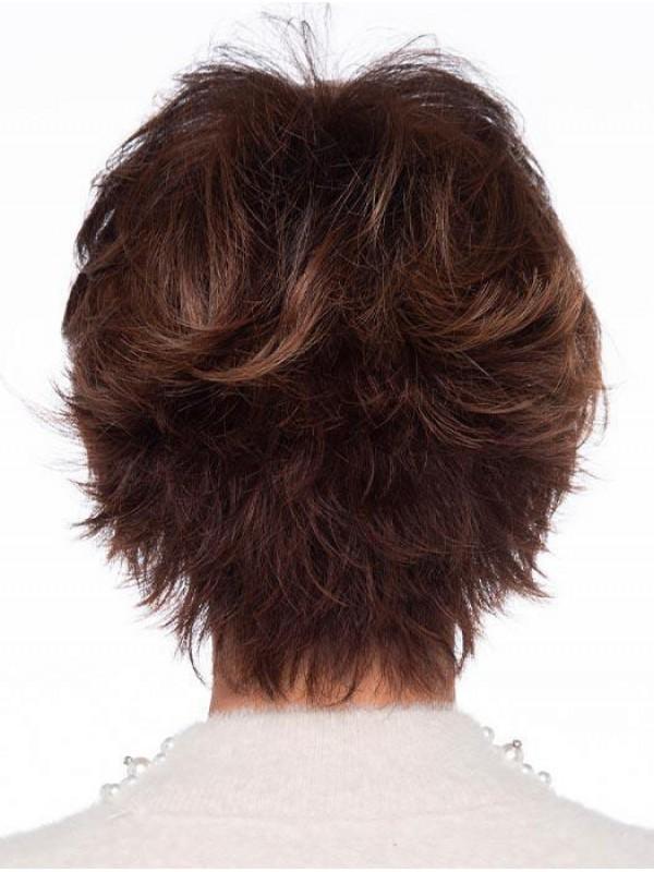 Short Wavy Wigs