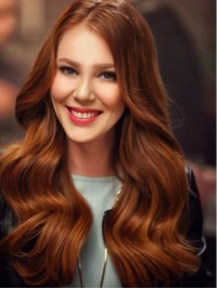 Long Wavy Capless Synthetic Wigs