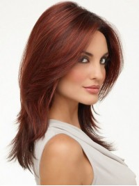 Long Straight Lace Front Synthetic Wig